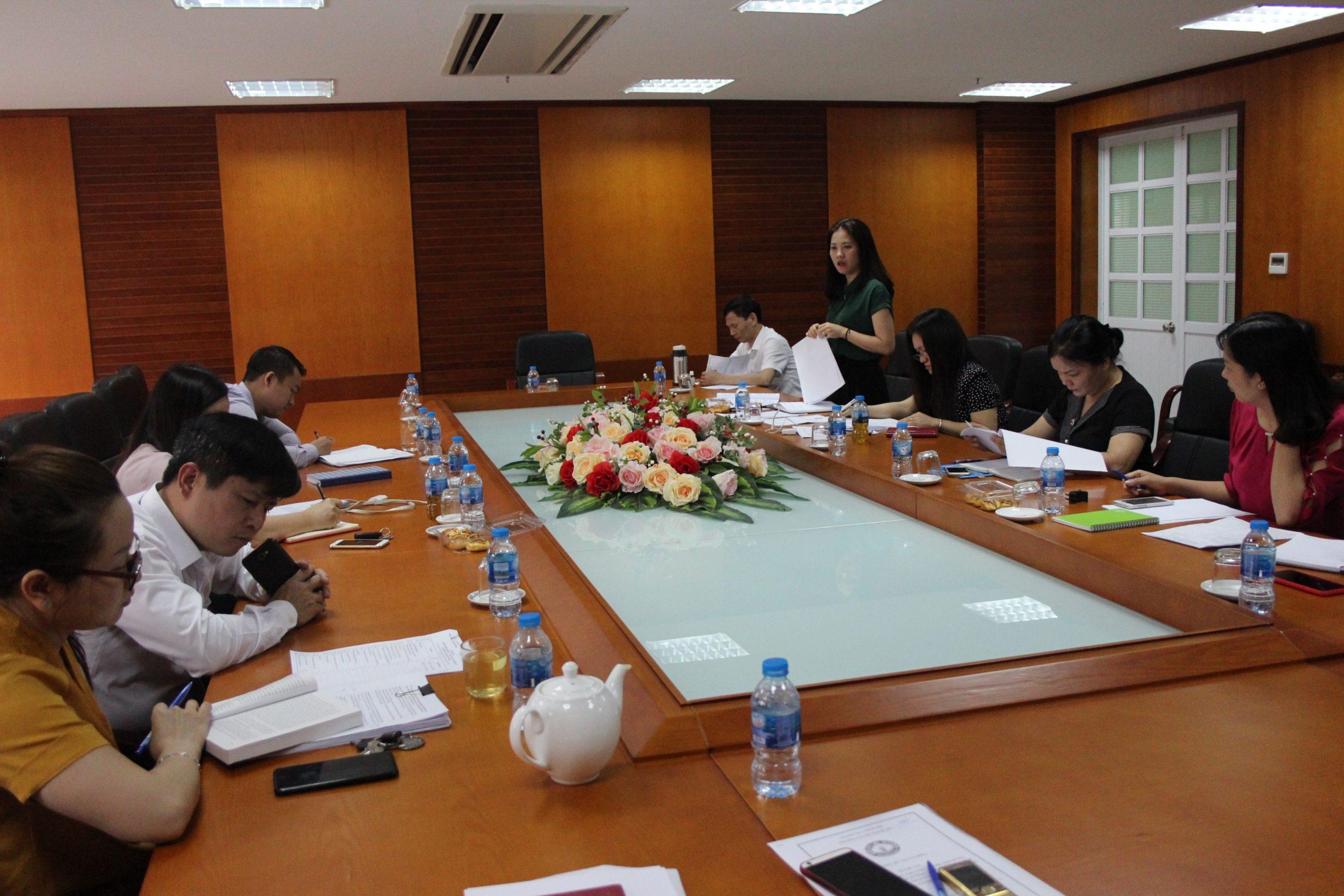 Khoa QLNN và PCTN tổ chức Hội thảo