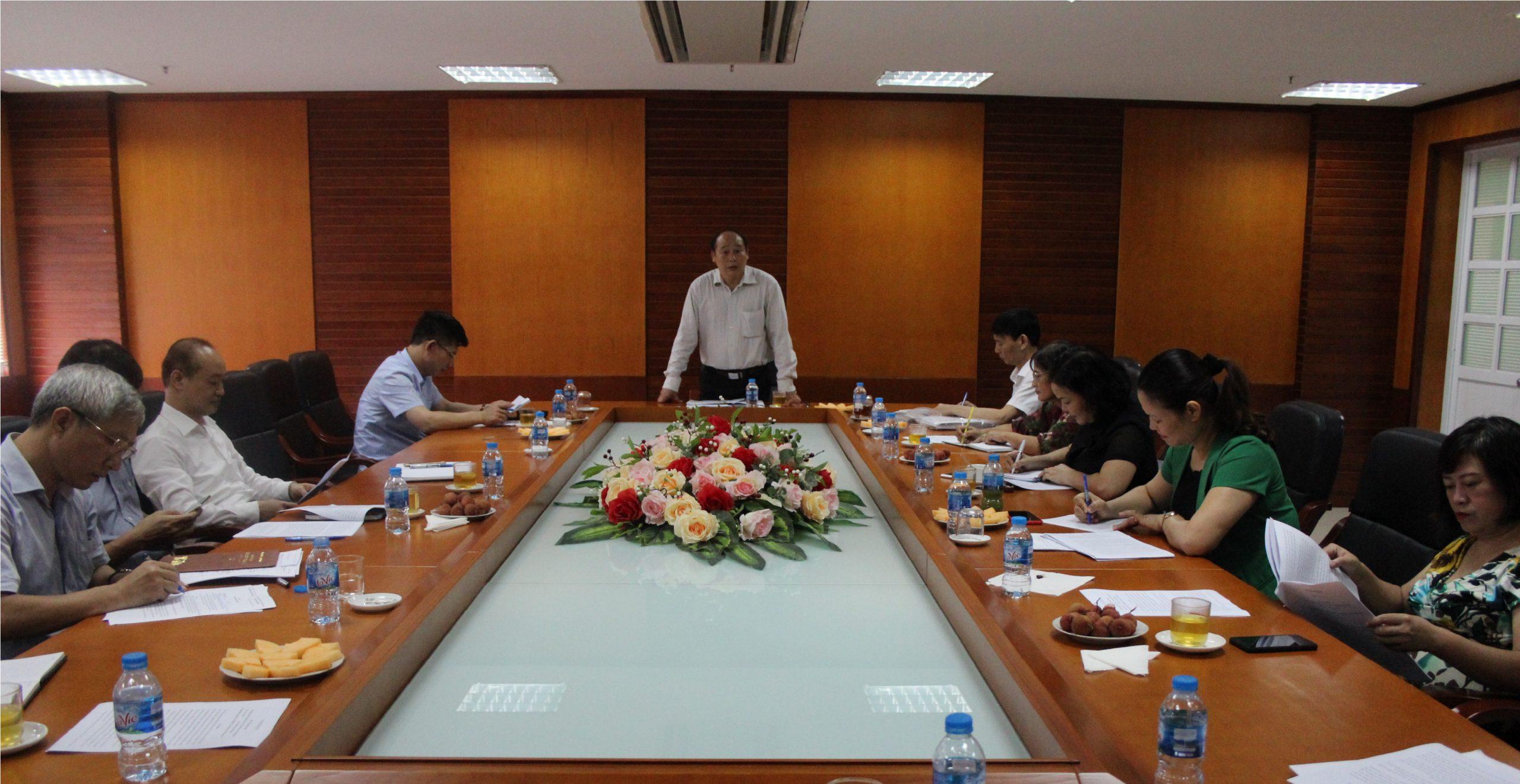 Khoa NV2 tổ chức HTCDKH lần 2