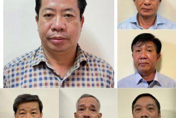 Khởi tố bắt tạm giam Phó Chủ tịch UBND tỉnh Bình Dương và các đồng phạm